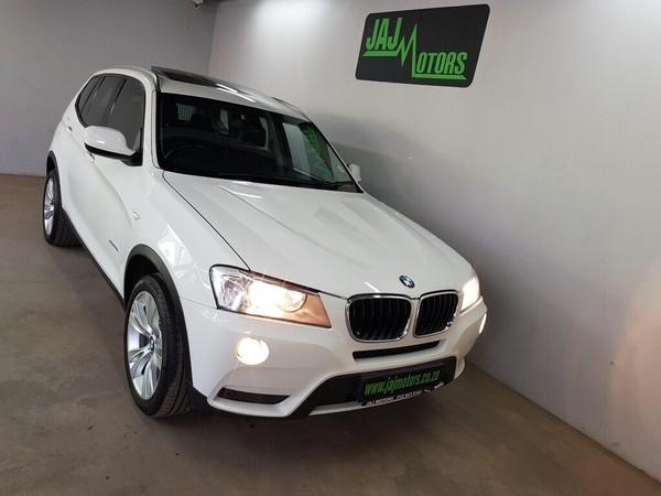 2013 BMW X3 Xdrive20d At  Gauteng Pretoria_0