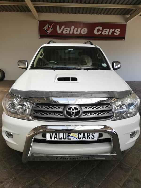 2009 Toyota Fortuner 3.0d-4d Rb At  Mpumalanga Secunda_0