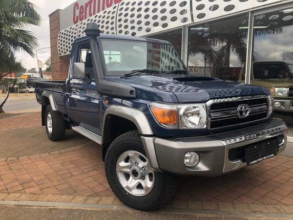 2019 Toyota Land Cruiser Land Cruiser V8 Limpopo Louis Trichardt_0