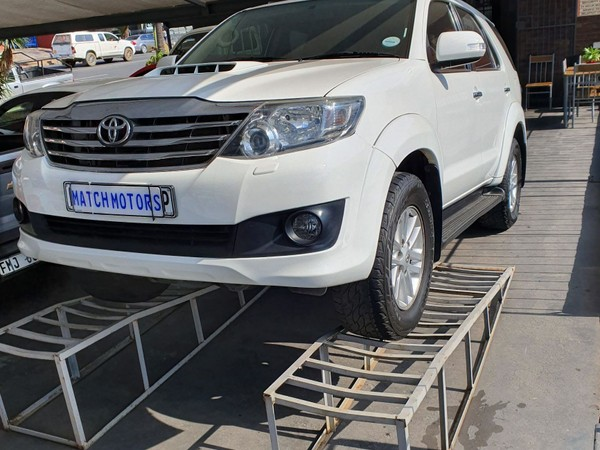 2011 Toyota Fortuner 3.0d-4d 4x4 At  Mpumalanga Nelspruit_0