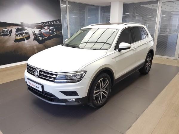 2018 Volkswagen Tiguan 2.0 TDI Comfortline 4Mot DSG Kwazulu Natal Newcastle_0