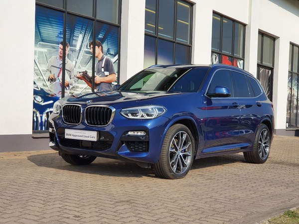 2018 BMW X3 xDRIVE 30d M Sport G01 Kwazulu Natal Richards Bay_0
