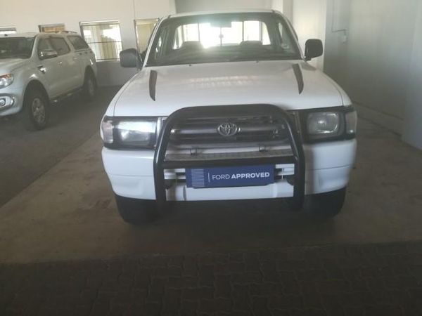 2000 Toyota Hilux 2700i Raider Rb Pu Sc  Limpopo Nylstroom_0