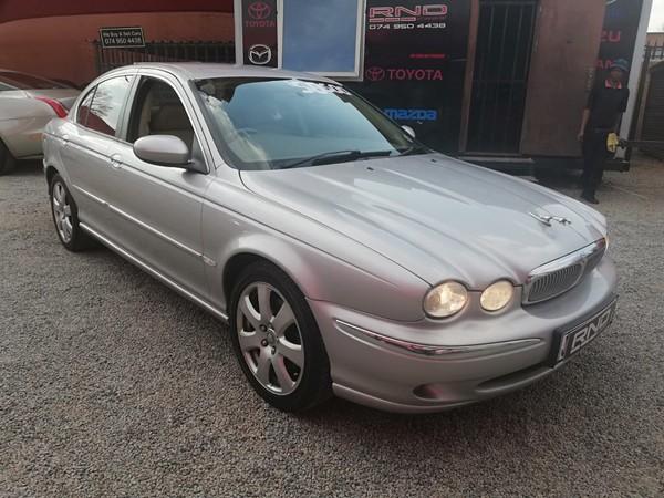 2005 Jaguar X-Type 3.0 Se At  Gauteng Edenvale_0
