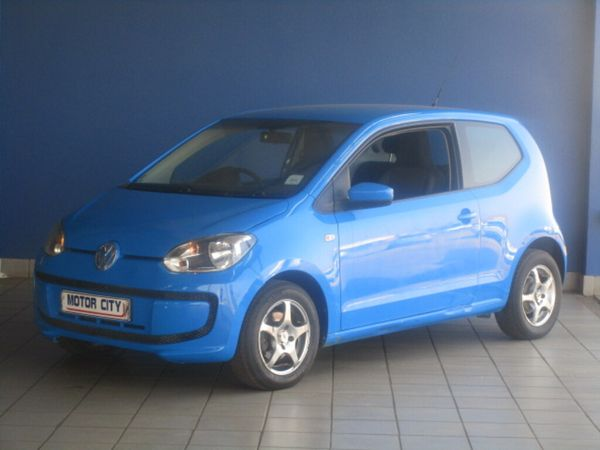 2015 Volkswagen Up Move UP 1.0 3-Door Mpumalanga Middelburg_0