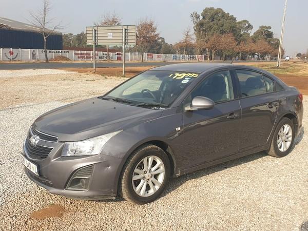 2012 Chevrolet Cruze 1.6 L  Gauteng Lenasia_0