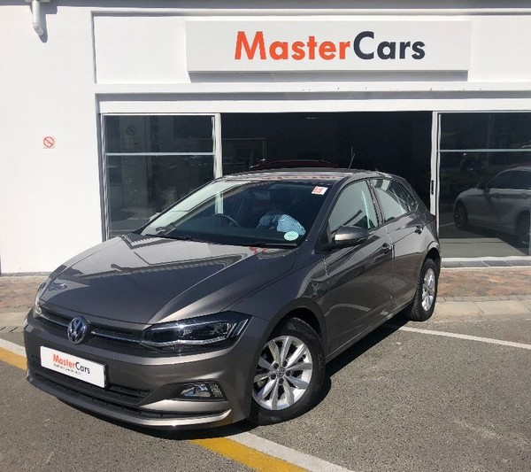 2018 Volkswagen Polo 1.0 TSI Comfortline DSG Western Cape Hermanus_0