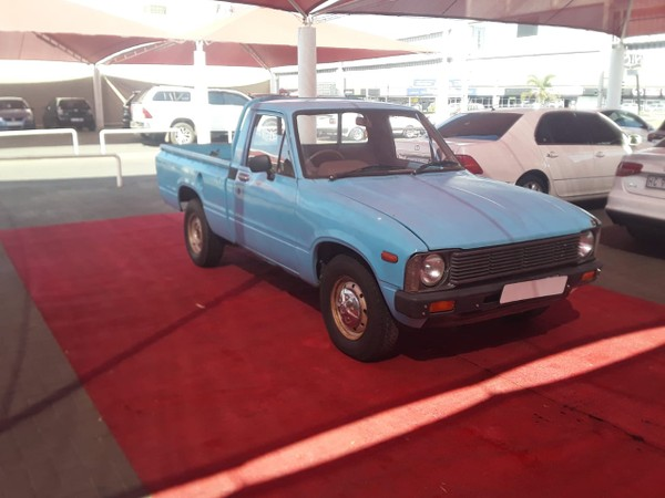 1980 Toyota Hilux 2000 Srx 5 Sp Pu Sc  Gauteng Vereeniging_0