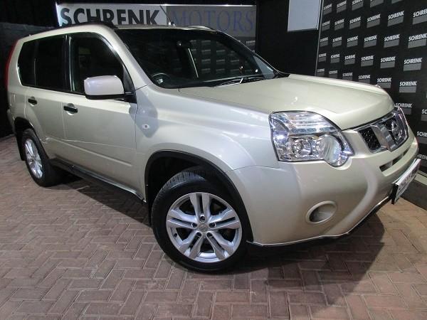 2014 Nissan X-trail 2.0 Dci 4x2 Xe r82r88  Gauteng Krugersdorp_0