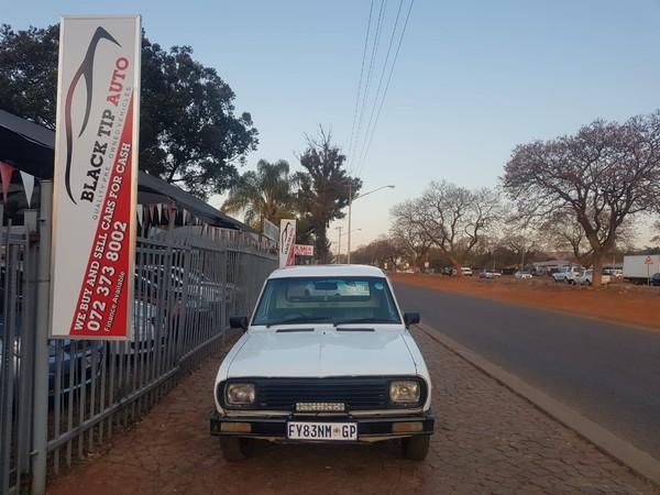 2006 Nissan 1400 Bakkie Std 5 Speed 408 Pu Sc  Gauteng Pretoria_0
