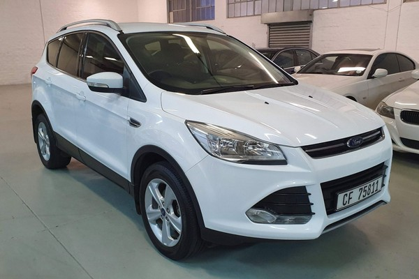 2016 Ford Kuga 1.5 Ecoboost Ambiente Ford warranty- 2022  Western Cape Maitland_0