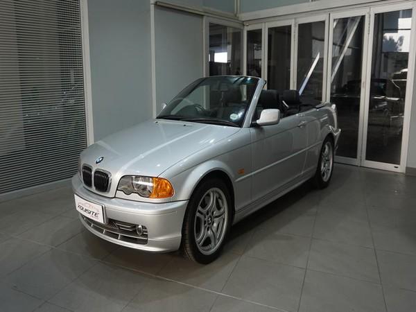 2002 BMW 3 Series 330i Ci Convertible e46  Kwazulu Natal Umhlanga Rocks_0