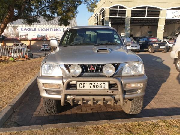 2003 Mitsubishi Colt 2800 Tdi 4x4 Rodeo Pu Dc  Western Cape George_0
