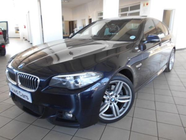2014 BMW 5 Series 520D Auto Gauteng Isando_0