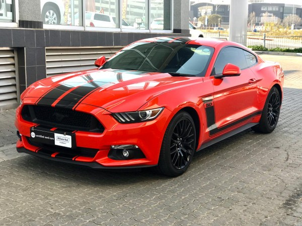 2016 Ford Mustang 5.0 GT Auto Western Cape Claremont_0