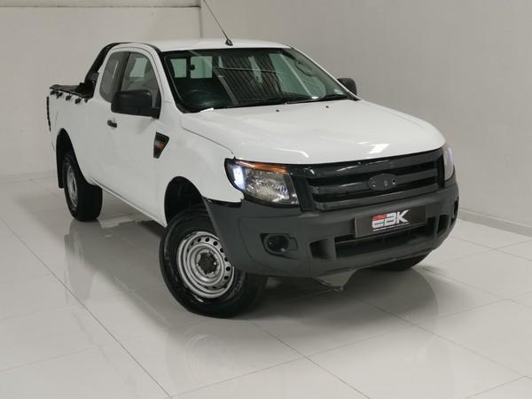 2014 Ford Ranger 2.2tdci Xl Pu Supcab  Gauteng Rosettenville_0