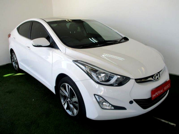 2016 Hyundai Elantra 1.6 Executive Auto Gauteng Randburg_0
