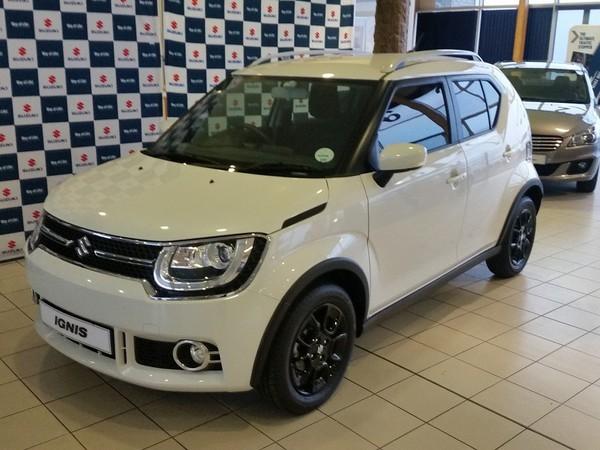 2019 Suzuki Ignis 1.2 GLX Western Cape Paarl_0