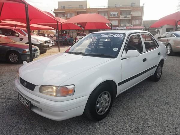 1996 Toyota Corolla 130  Gauteng Edenvale_0