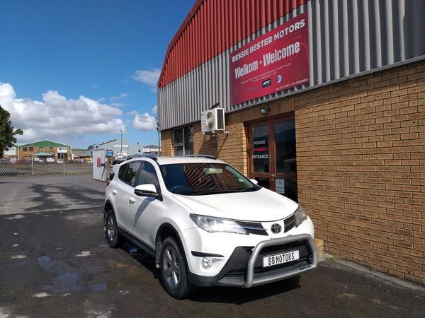 2015 Toyota Rav 4  2.0 Gx  Western Cape Brackenfell_0