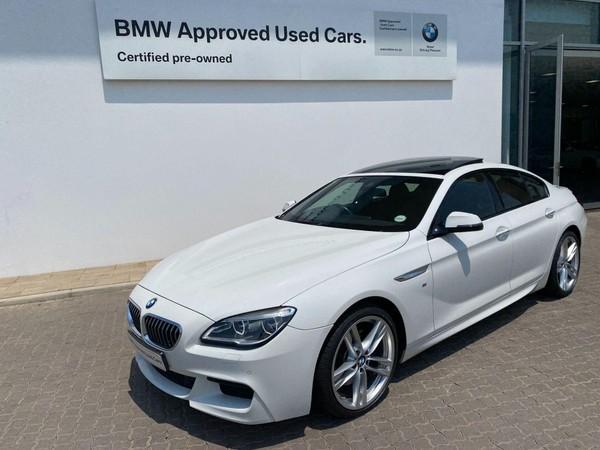 2017 BMW 6 Series 640D Coupe M Sport Auto Mpumalanga Nelspruit_0