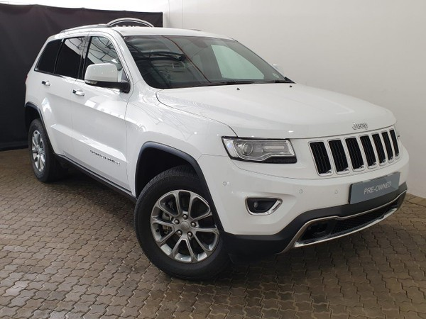 2016 Jeep Grand Cherokee 3.6 Limited Western Cape George_0
