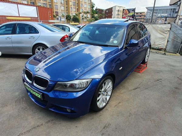 2012 BMW 3 Series 320d At e90 M SPORT PACKAGE  Kwazulu Natal Durban_0