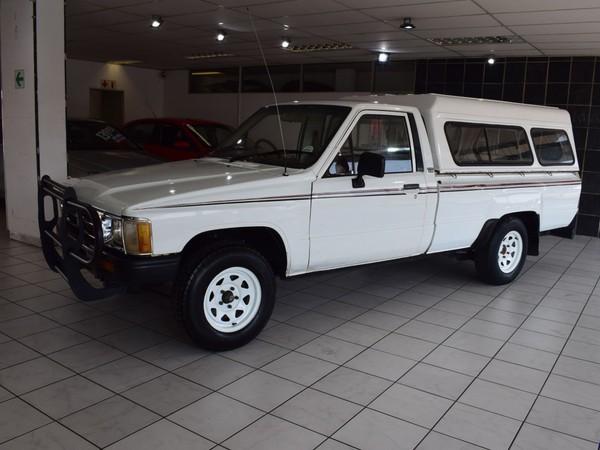 1989 Toyota Hilux 2.4D  Pu Sc Gauteng Edenvale_0