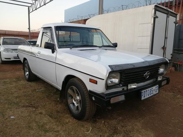 1999 Nissan 1400 Bakkie Std 5 Speed 408 Pu Sc  Mpumalanga Mpumalanga_0