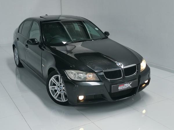 2007 BMW 3 Series 320d Sport e90  Gauteng Rosettenville_0