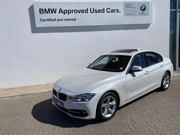 2018 BMW 3 Series 318i Sport Line Auto Mpumalanga Nelspruit_0