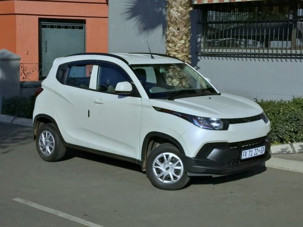 2017 Mahindra KUV 100 1.2 K4 Gauteng Vanderbijlpark_0