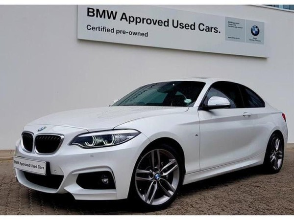 2018 BMW 2 Series 220i M Sport Auto Mpumalanga Nelspruit_0
