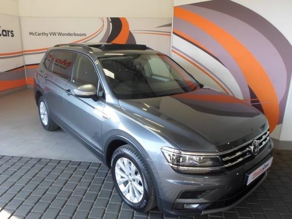 2018 Volkswagen Tiguan Allspace 1.4 TSI Trendline DSG 110KW Gauteng Pretoria_0
