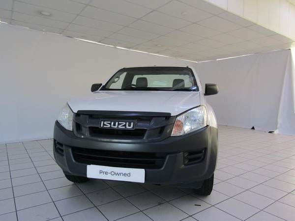 2014 Isuzu KB Series 240 Fleetside Single cab Bakkie Western Cape Milnerton_0