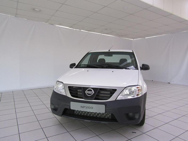 2014 Nissan NP200 1.5 Dci  Ac Safety Pack Pu Sc  Western Cape Milnerton_0