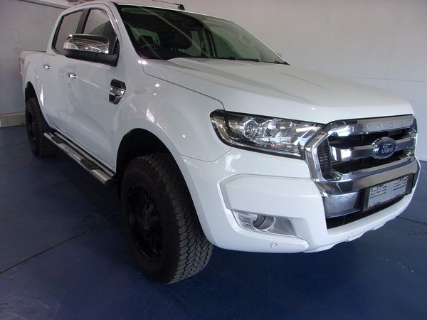 2018 Ford Ranger 3.2TDCi XLT 4X4 Auto Double Cab Bakkie Free State Kroonstad_0