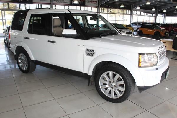 2012 Land Rover Discovery 4 3.0 Tdv6 Hse  Gauteng Alberton_0