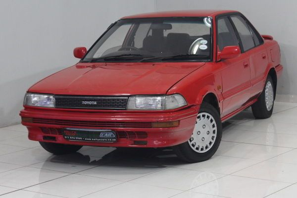 1993 Toyota Corolla 1.6Gl Gauteng Nigel_0
