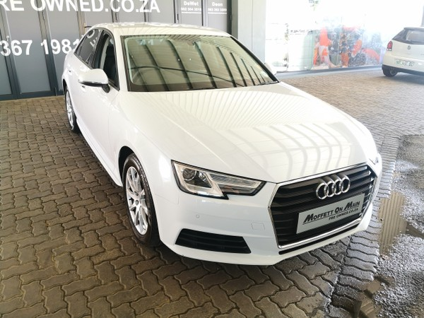 2017 Audi A4 2.0 TDI STRONIC B9 Eastern Cape Port Elizabeth_0