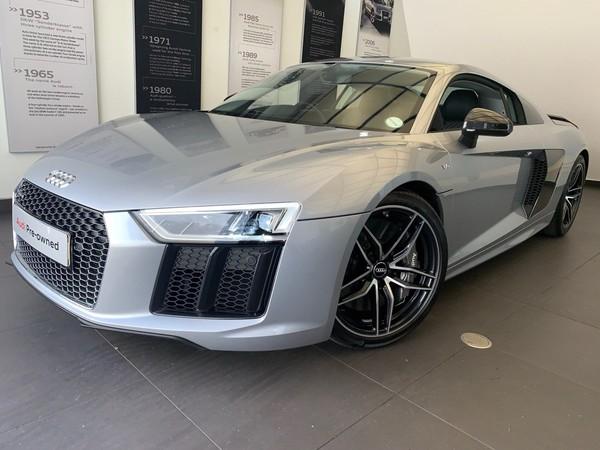 2017 Audi R8 5.2 FSi QUATTRO S TRONIC PLUS Gauteng Rivonia_0