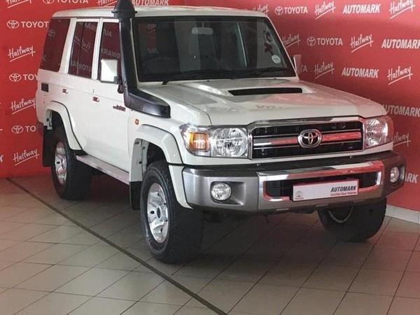 2016 Toyota Land Cruiser 70 4.5D V8 SW Gauteng Sandton_0