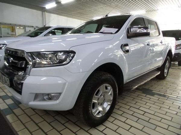 2017 Ford Ranger 3.2tdci Xlt 4x4 At Pu Dc  Free State Bloemfontein_0