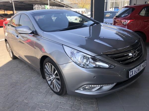 2014 Hyundai Sonata 2.4 GDI Elite Auto Gauteng Hatfield_0