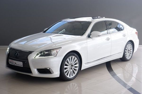 2015 Lexus LS 460 Western Cape Somerset West_0