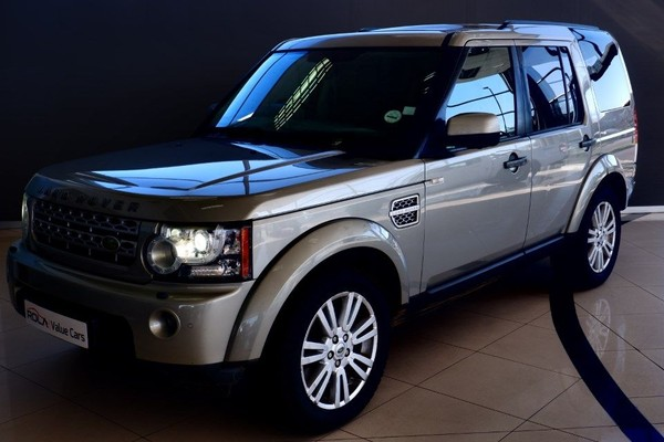 2010 Land Rover Discovery 4 5.0 V8 Hse  Western Cape Somerset West_0