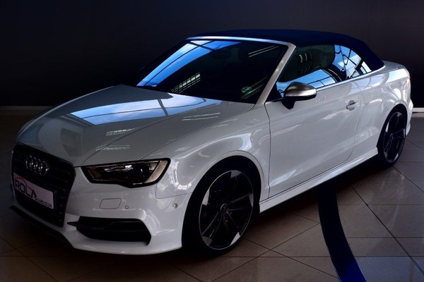 2016 Audi S3 Cabriolet S Tronic Western Cape Somerset West_0
