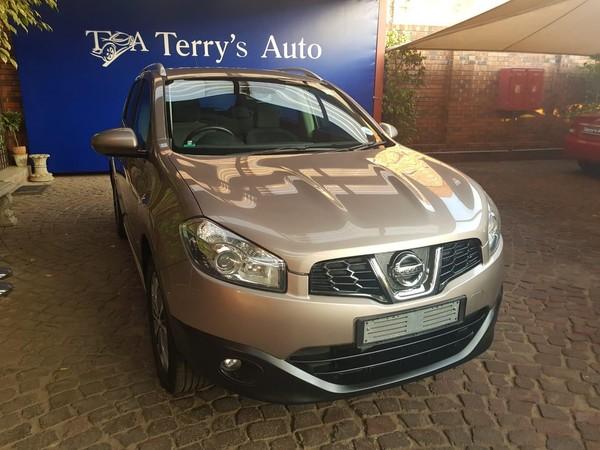 2014 Nissan Qashqai 2.0 Acenta  Gauteng Edenvale_0