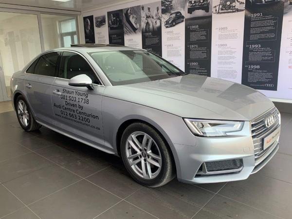 2019 Audi A4 2.0T FSI SPORT S Tronic Gauteng Centurion_0