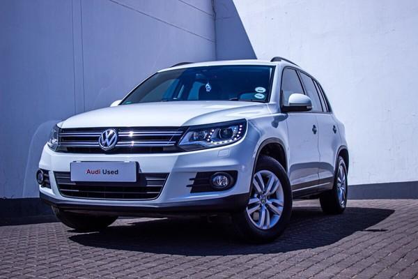 2016 Volkswagen Tiguan 1.4 Tsi Bmo Tren-fun 90kw  Gauteng Johannesburg_0